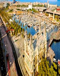 MADRİD BARCELONA TURU 17 KASIM 2015