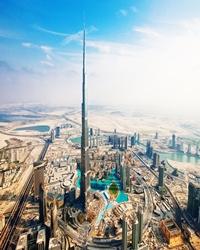 Kurban Bayramı Dubai Turu