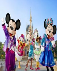 Şeker Bayramı Paris Disneyland Turu 15-19 Temmuz 2015